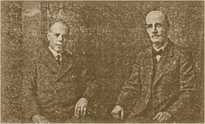 Smith Wigglesworth and Harry Roberts