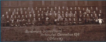 Sunderland Convention 1913